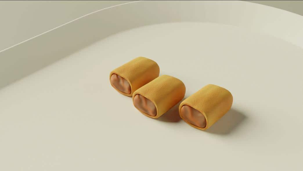 Penyertaan Peraduan #                                        35                                      untuk                                         Realistic 3D render of candy