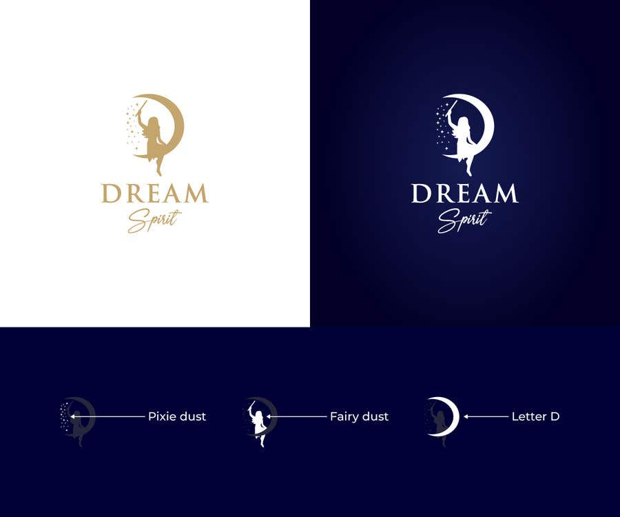 Конкурсная заявка №                                        210                                      для                                         Dream Spirit logo contest