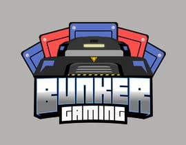 "#265 for design ""Bunker Gaming"" logo by Salomondc8"