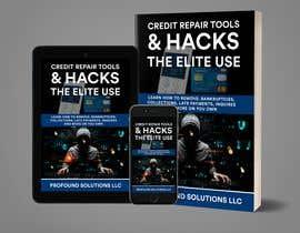 #63 untuk Make me a DIY credit repair ebook cover oleh mdrahad114