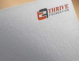 #191 untuk Thrive Foundation Logo oleh Tahmim