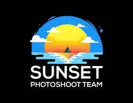 Nro 232 kilpailuun Sunset Photoshoot Team Logo käyttäjältä sharminnaharm