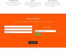 Nro 30 kilpailuun Single page website with functional form käyttäjältä eyrieteck