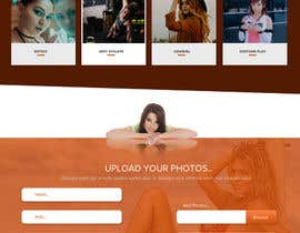Nro 52 kilpailuun Single page website with functional form käyttäjältä eyrieteck