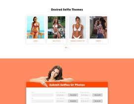 Nro 51 kilpailuun Single page website with functional form käyttäjältä dasdipankar06036