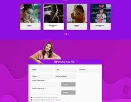 Nro 46 kilpailuun Single page website with functional form käyttäjältä sk1354607