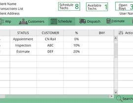 #22 untuk Software program screen layout oleh Rohit227