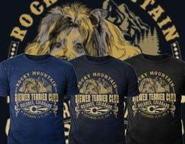 #394 para Design a Event T-Shirt for Dog Club por riaz00787