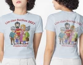 Nro 159 kilpailuun T shirt graphic käyttäjältä fatemaakterkeya1