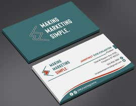 #269 for 2-Sided business card design NVW by Shuvo4094