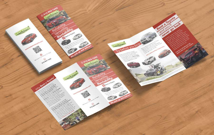 Contest Entry #                                        6                                      for                                         convert rack to foldable brochure