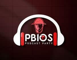 aihdesign tarafından PBIOS Podcast Party logo için no 268