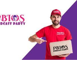 Mirazgazi2013 tarafından PBIOS Podcast Party logo için no 193