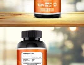 stylishwork tarafından Label Design for supplements - NO Logo design ! için no 52