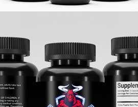 zeddcomputers tarafından Label Design for testosterone booster - NO Logo design ! için no 130
