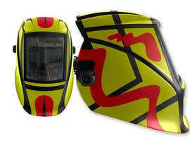 #32 cho Welding Helmet Design and slogan bởi mzakiadnan