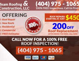 #1 for Design a Banner for Marietta Roofing Services af dani786