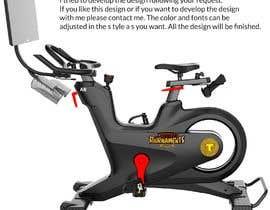 #162 cho Logo Design - Exercise Bike  - Fast easy money bởi samratakbar577