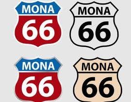 Nro 45 kilpailuun Mona's 66th birthday logo käyttäjältä ConceptGRAPHIC