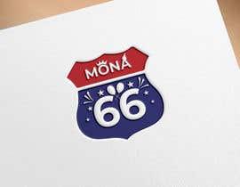 Nro 80 kilpailuun Mona's 66th birthday logo käyttäjältä Fahadbintuhin001