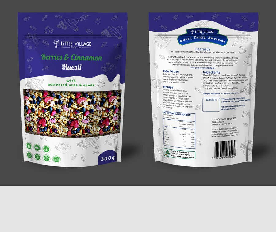 Bài tham dự cuộc thi #                                        22                                      cho                                         Product Packaging Design