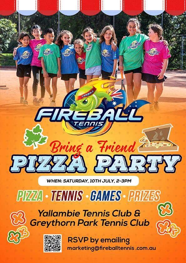 Penyertaan Peraduan #                                        30                                      untuk                                         Fireball Bring a Friend Pizza Party