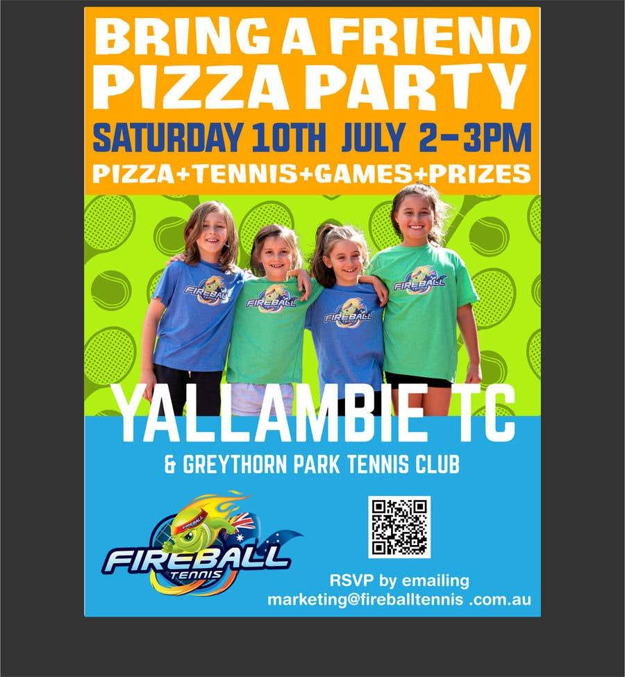 Penyertaan Peraduan #                                        31                                      untuk                                         Fireball Bring a Friend Pizza Party