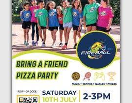 #43 untuk Fireball Bring a Friend Pizza Party oleh imranislamanik