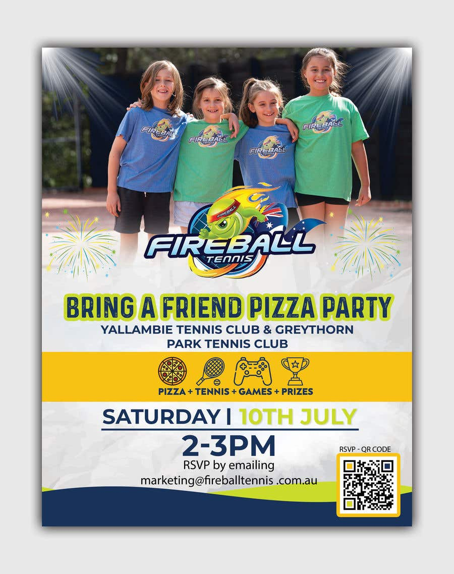 Penyertaan Peraduan #                                        44                                      untuk                                         Fireball Bring a Friend Pizza Party