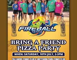#34 untuk Fireball Bring a Friend Pizza Party oleh TheCloudDigital