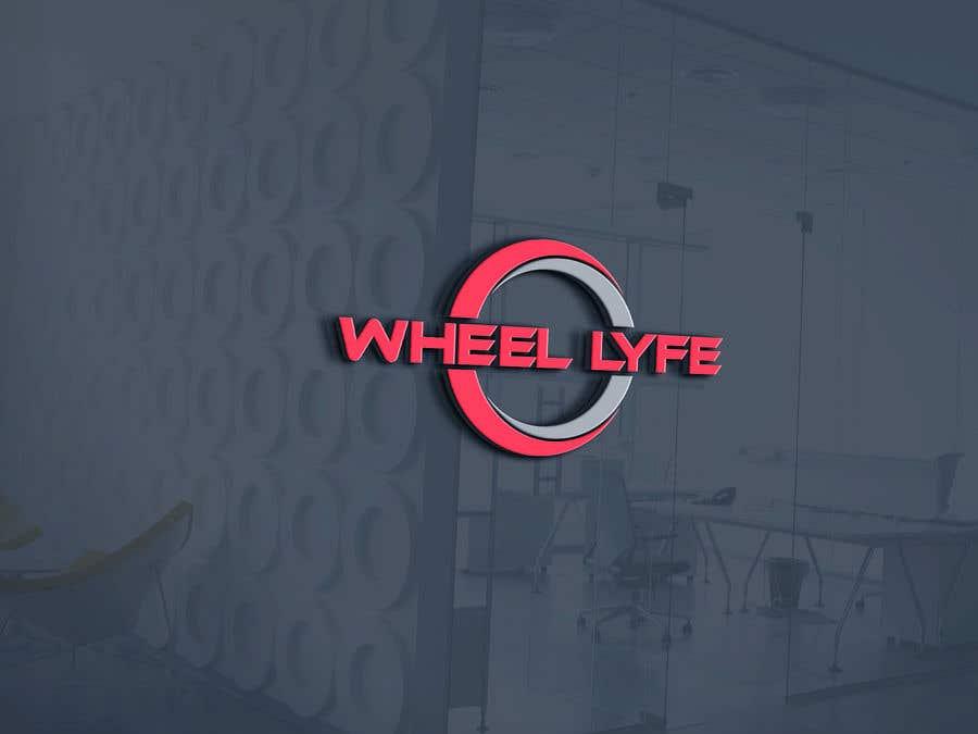 Bài tham dự cuộc thi #                                        31                                      cho                                         EUC Wheel Lyfe Logo Design