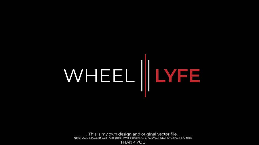 Bài tham dự cuộc thi #                                        132                                      cho                                         EUC Wheel Lyfe Logo Design