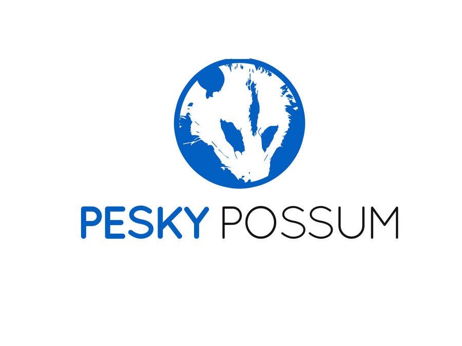 Penyertaan Peraduan #79 untuk Design a Logo for Pesky Possum Pest Control