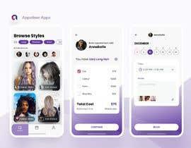 muhammadhari336 tarafından Hair salon apps ( Third party ) için no 42