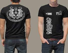 Unique05 tarafından 15yrs Anniversary T-Shirt Design için no 100
