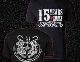 azmiridesign tarafından 15yrs Anniversary T-Shirt Design için no 168