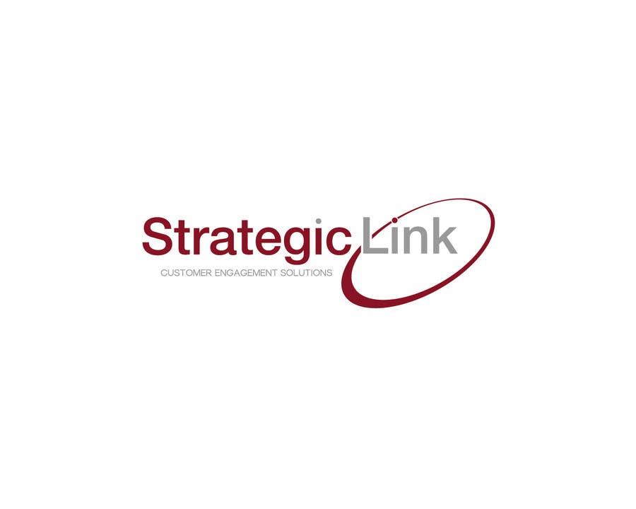 """Konkurrenceindlæg #26 for Design a Logo for """"Strategic Link"""""""