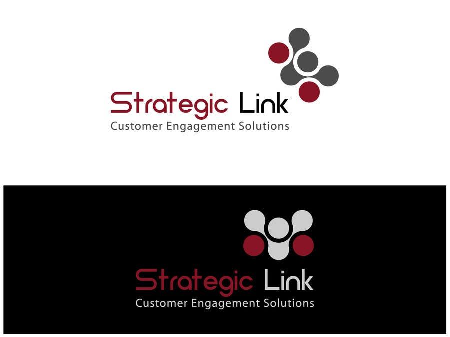 """Konkurrenceindlæg #34 for Design a Logo for """"Strategic Link"""""""
