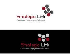 "nº 34 pour Design a Logo for ""Strategic Link"" par dustu33"