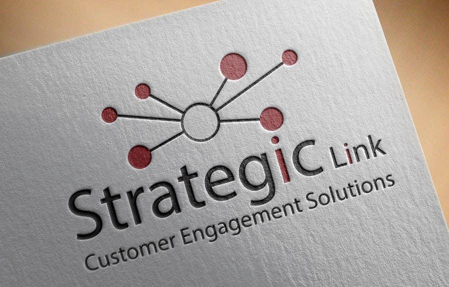"""Konkurrenceindlæg #54 for Design a Logo for """"Strategic Link"""""""