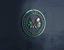 #488 untuk Vegan Restaurant Logo Design oleh BadalCM