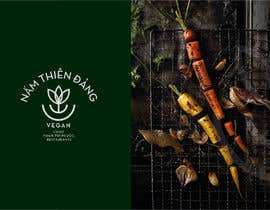 #275 untuk Vegan Restaurant Logo Design oleh creamine24
