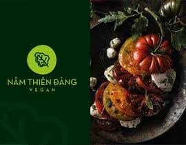 #276 untuk Vegan Restaurant Logo Design oleh creamine24