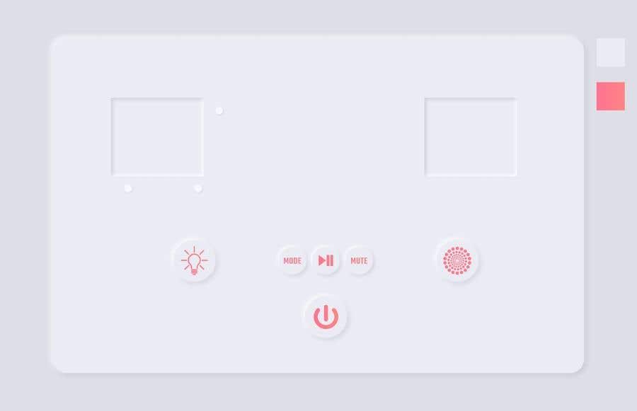 Konkurrenceindlæg #                                        29                                      for                                         Redesign a control panel