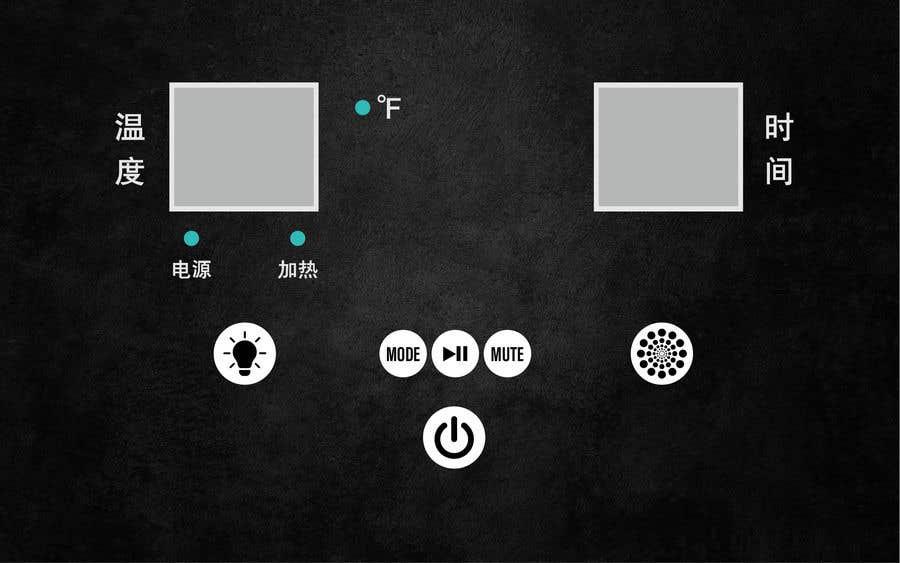 Konkurrenceindlæg #                                        38                                      for                                         Redesign a control panel