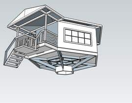 #50 para Design a treehouse on top of a tree that was trimmed and cut por dwighttibe