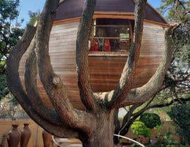 #62 para Design a treehouse on top of a tree that was trimmed and cut por dellabiancard2