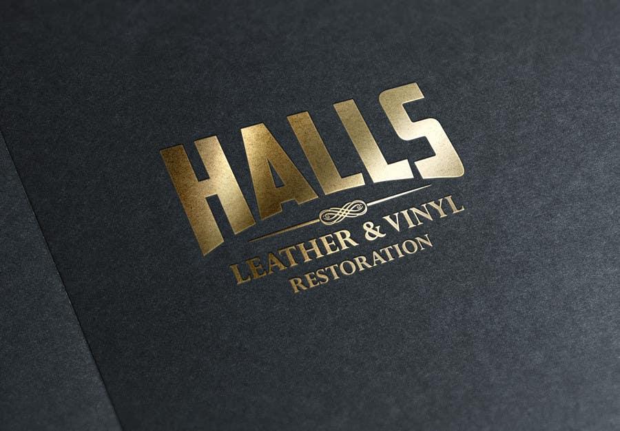 Konkurrenceindlæg #                                        40                                      for                                         Leather and Vinyl Company Logo