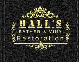 Creative3dArtist tarafından Leather and Vinyl Company Logo için no 13