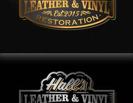 #28 para Leather and Vinyl Company Logo por paramiginjr63